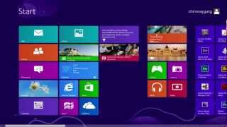 Windows 8 Tips & Tricks - Name Apps into Groups