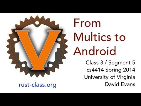 From Multics to Android