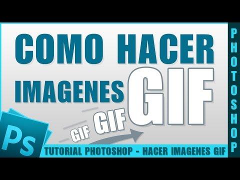 Como hacer imagenes gif con photoshop animacion youtube - Imagenes con animacion ...