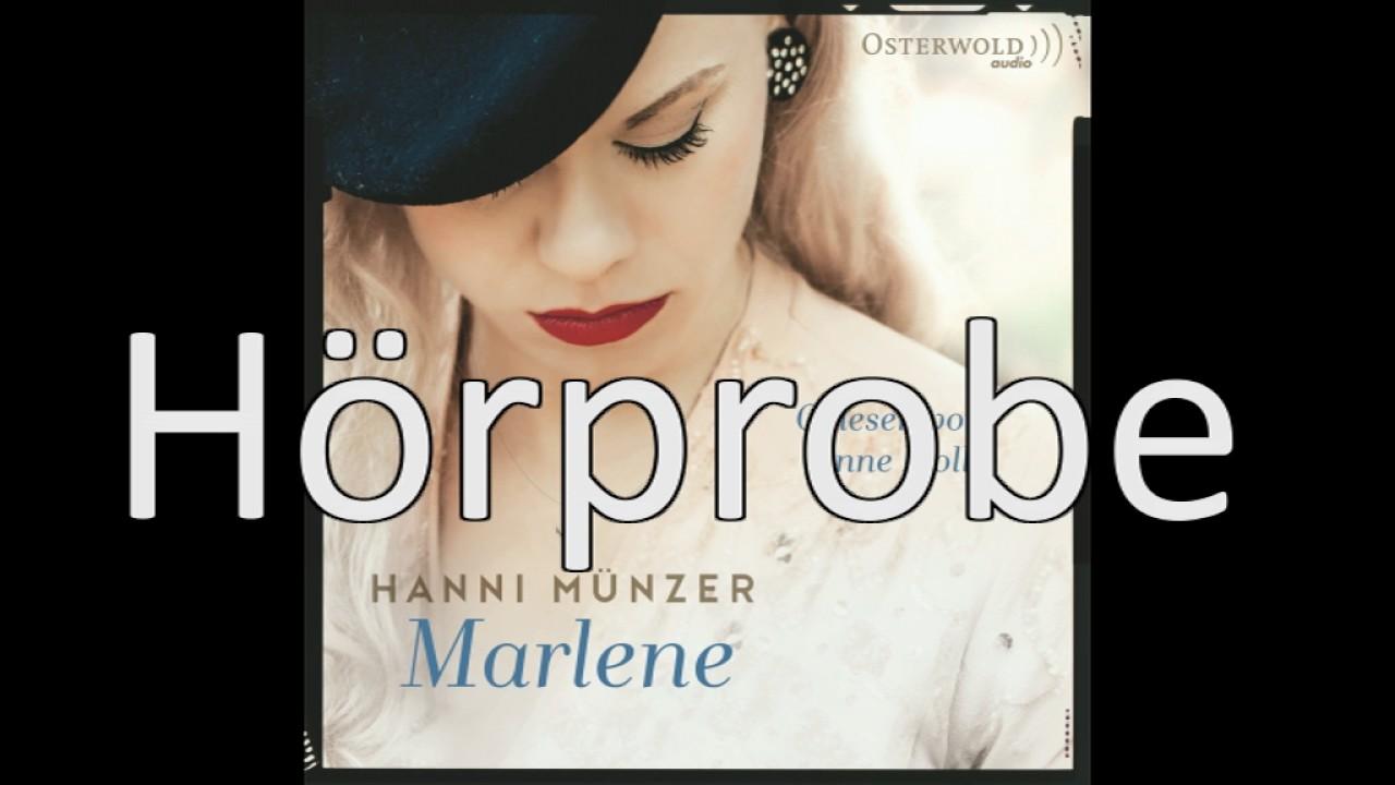 Hanni Münzer Marlene Youtube