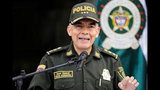 Director de la Policía defendió comparendo por comprar empanada en la calle | Noticias Caracol