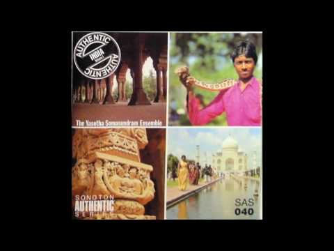The Yasotha Somasundram Ensemble - Bombay By Night