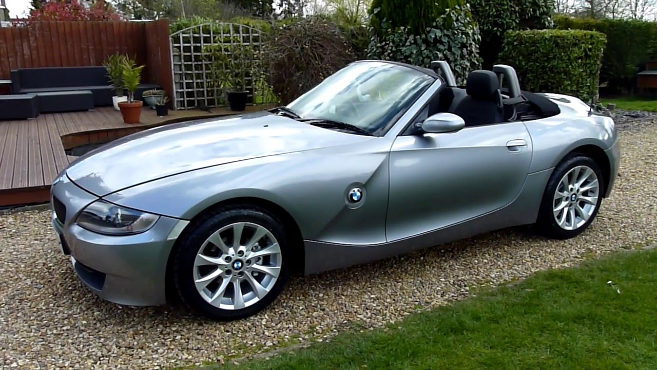 video review of 2008 bmw z4 2 0 convertible for sale sdsc. Black Bedroom Furniture Sets. Home Design Ideas