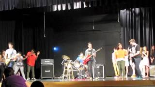 Southpaw's Medley (CCR, Arctic Monkeys, and Rufus Wainwright)