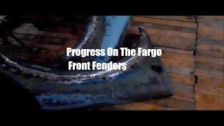 1955 DODGE  FARGO RAT  ROD BUILD part 6