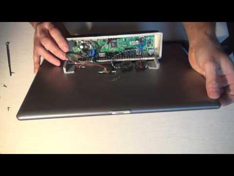 видео: Делаем телевизор из старой lcd-матрицы.Результат