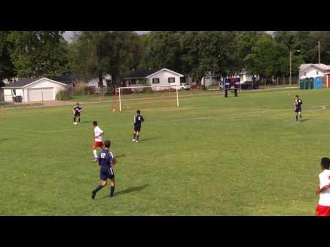 Wichita North vs Manhattan, Gentlemen's Soccer, 9-8-16, Part 2