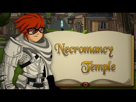 =AQW= Necromancy Temple Quests Walkthrough (1-20 Temple Key Not Included)