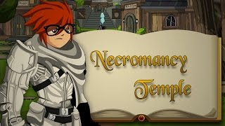 =AQW= Necromancy Temple Quests Walkthrough (1-20 Temple Key Not Included)