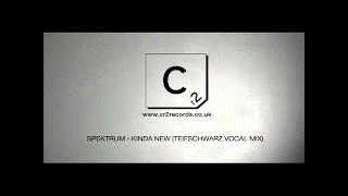 Spektrum - Kinda New (Teifschwarz Vocal Mix)
