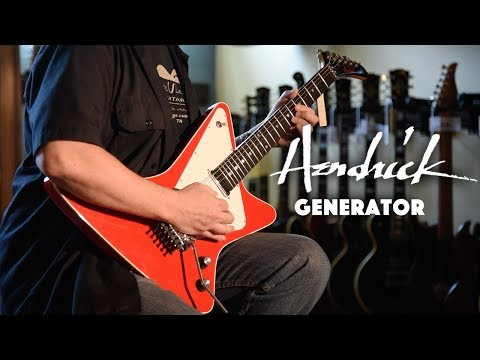 Hendrick Generator played by John Williams