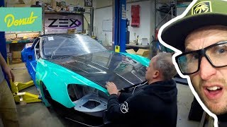 Drift Corvette - Finalizing the Corvette Build! | Field Prep Ep15