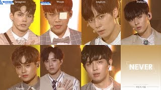 Produce 101 Season 2 | 국민의 아들 - Never