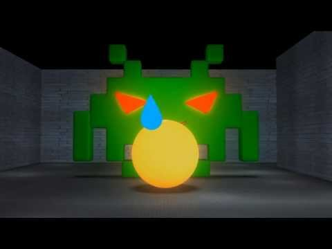 DERM Production - Pacman 3D