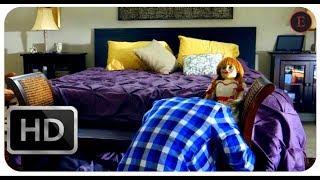 Малколм снова переспал с куклой ¦ Дом с паранормальными явлениями 2 (2014) ¦ HD