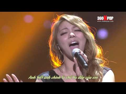 [Vietsub] [Perf] Ailee - Halo @KBS 2012 Song Festival [360kpop.com]