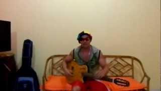 DECLARACAO DE AMOR.- ALEXANDRE-LIDIA - EDUARDO -INDIO (CHICLETE COM BANANA) PORTO SHOW