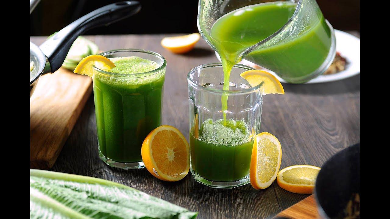 Bebidas para adelgazar pepino the italiano