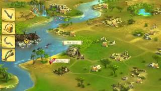 Cradle of Empires Gameplay (iOS)