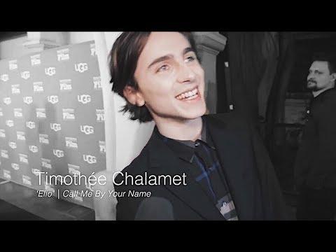 Timothée Chalamet - Sweet Tea