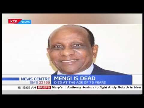 Tanzanian billionaire Reginald Mengi dies at the age of 75
