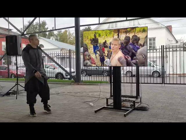 Алексей Корзин (РенТВ) - Каково быть ведущим тревел шоу (выступление на Blopo 2021)