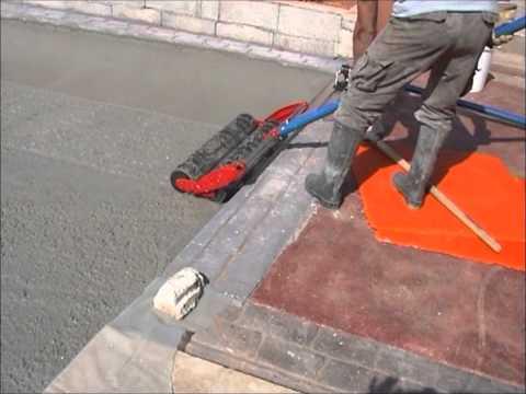 Beton imprime 0001 doovi - Lissarde a beton ...
