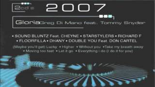 2.- Sound Bluntz Feat. Cheyne - (Maybe You