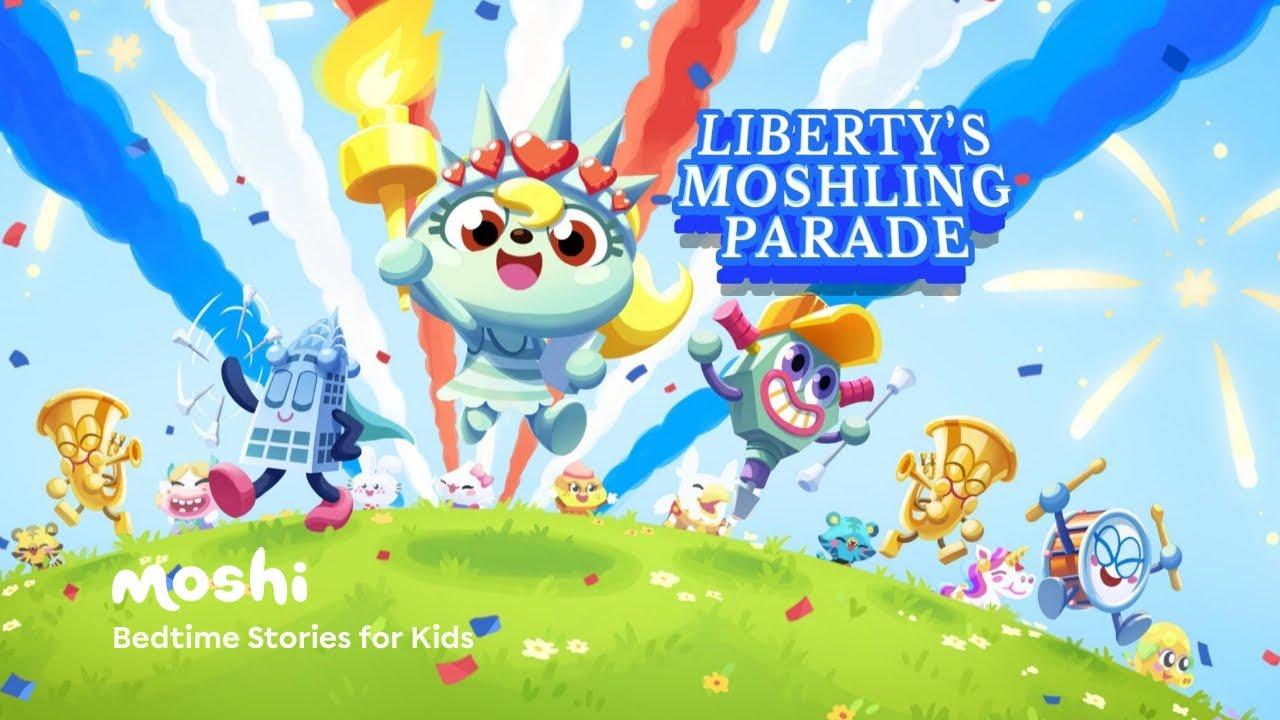 Liberty's Moshling Parade | Moshi