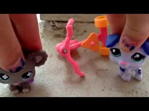 LPS The revenge song by Katherine and Rachel
