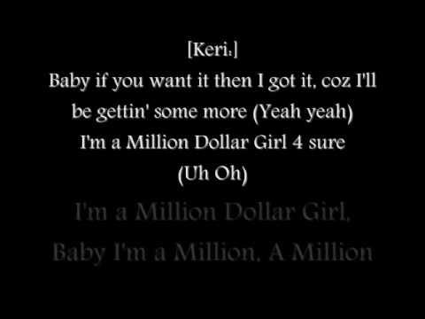 Trina million dollar girl lyrics