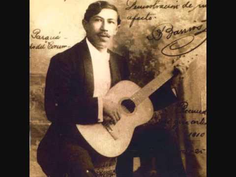 John Williams (1977) Plays Barrios Madrigal Gavotte
