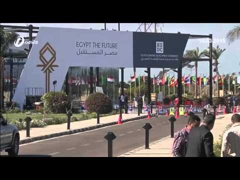 Egypt Signs Deal Worth $36 Billions At Investment Summit; Prime Minister Ibrahim Mehleb