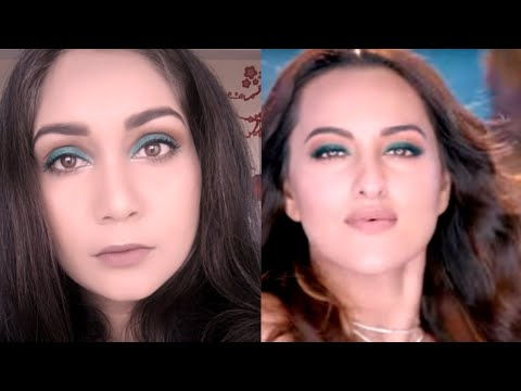 Mungda Total Dhamaal Sonakshi Sinha Inspired Makeup Look | Nidhi Katiyar