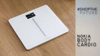 Nokia Body Cardio Wi-Fi Scales Review - Amazon #ShopTheFuture #AD