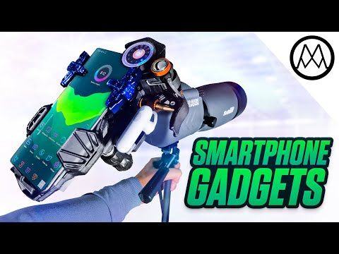 18 Smartphone Gadgets To Change Everything.
