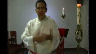 Primer día de la Novena de Pentecostés. Santiago Vidal Roldán.