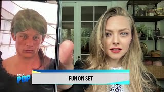 Amanda Seyfried On Playing More Mother Roles And Fun On Set | E! News