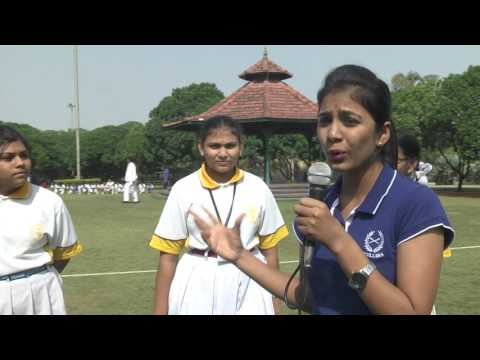 Sports Meet 2017 at Queens International School 1