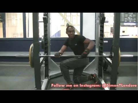 Powerlifting with Calisthenics Episode 15 [Bench and Back Squat] SOS FAMILY 3000 STRONG!