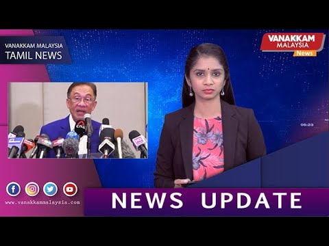 13/10 MALAYSIA TAMIL NEWS: Will there be change of government? Anwar met Agong