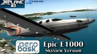 Aerobask Epic E1000 Skyview Version for X-plane 10 thumbnail