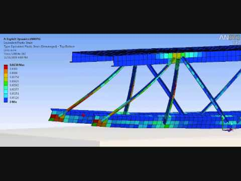 Dropped Object simulation, ANSYS Explicit STR R12