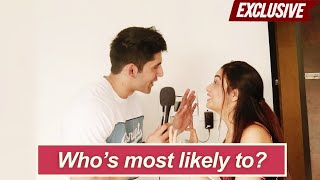 Who's most likely to with Varun Sood & Divya Agarwal