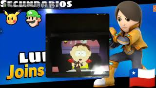 South park retaguardia en peligro (leer descripcion)