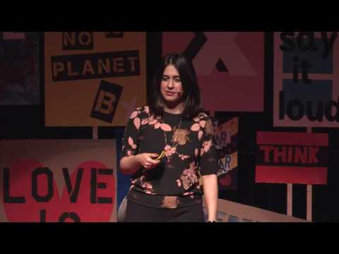 The therapeutic value of the overview effect and virtual reality | Annahita Nezami | TEDxEastEnd