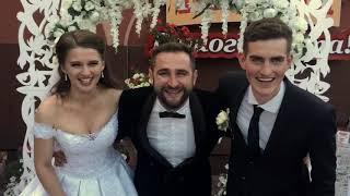 Місько Батяр на весіллі в Коломиї