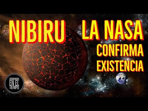 ¿EL PLANETA NIBIRU SI EXISTE?