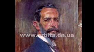 В библиотеке театр одной картины посвятили творчеству А.Мурашко