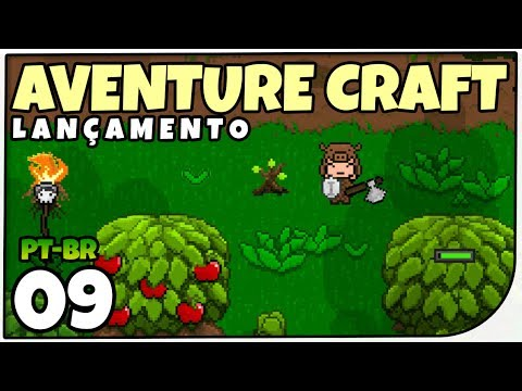 Adventure Craft #09 - Clonagem e Seguidores - Gameplay de Adventure Craft em Português [PT-BR]